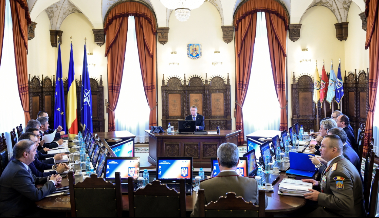 Összehívja az államfő a Legfelsőbb Védelmi Tanácsot a fekete-tengeri helyzet miatt