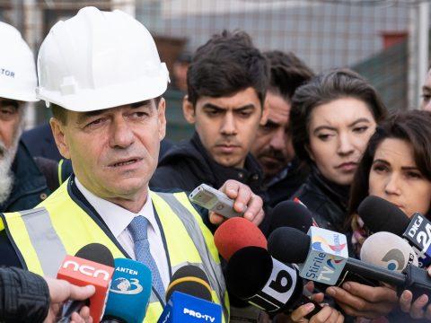 Orban elégedetlen a 2020-as Európa-bajnokságra épülő stadionok kivitelezési munkálataival