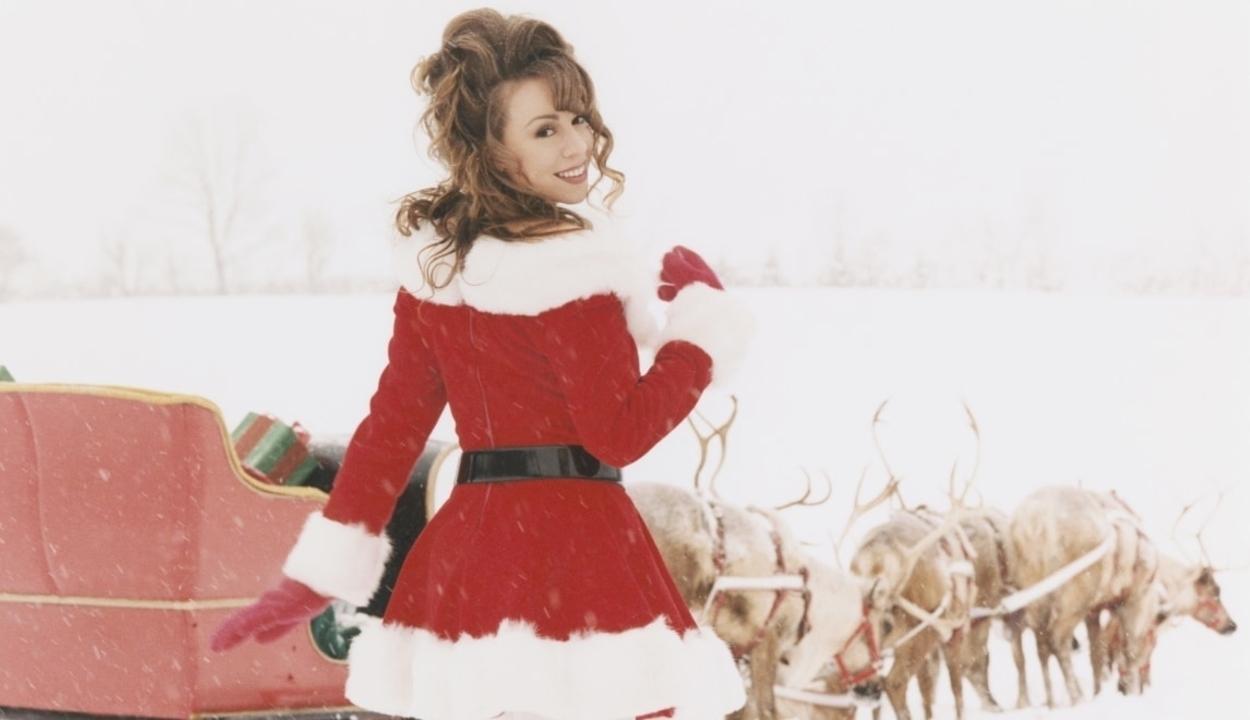 Három Guinness-rekordot döntött karácsonyi dalával