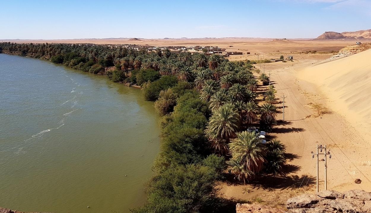 Ősibb a Nílus, mint hitték