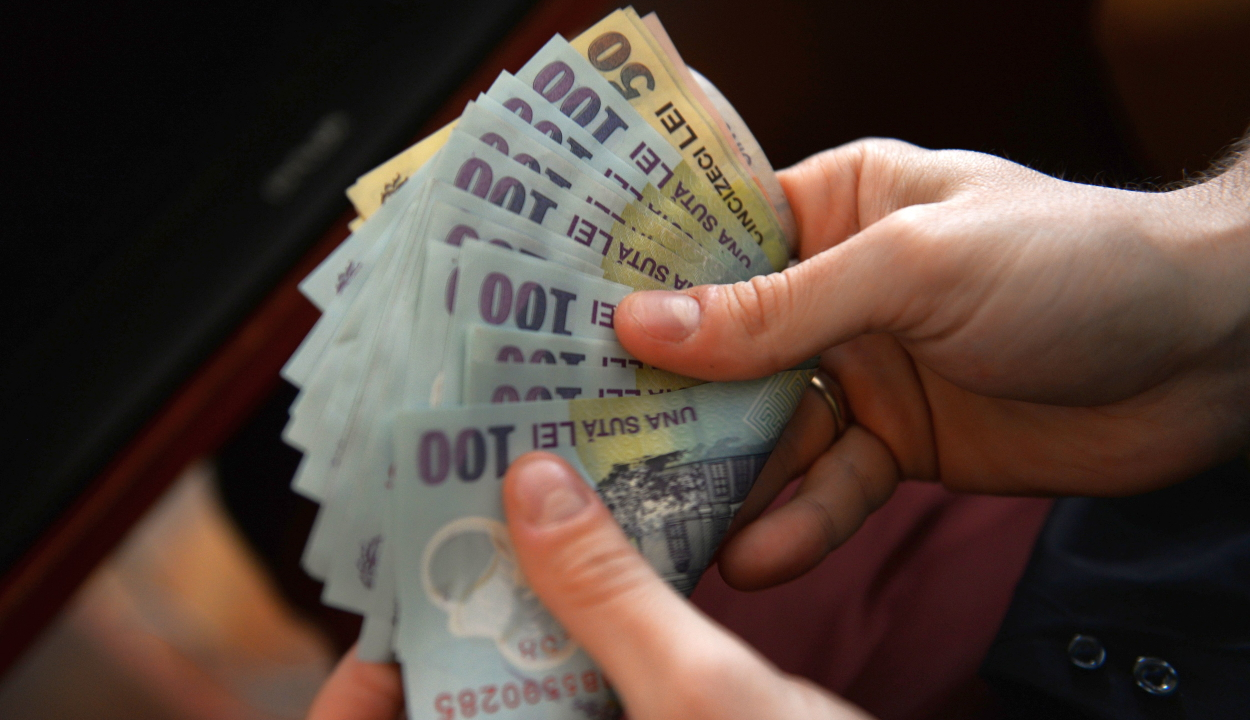 Bruttó 33.235 lej volt a legnagyobb októberi állami nyugdíj