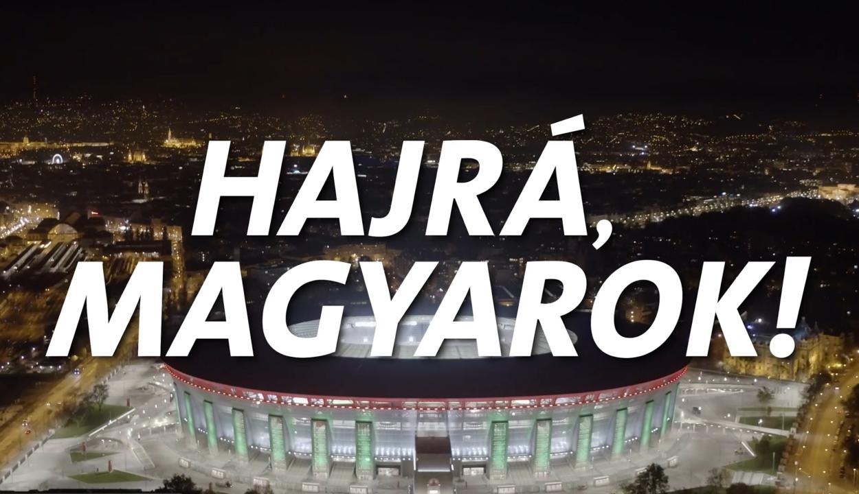 Diószegi László is feltűnik a Puskás Aréna promóciós videójában
