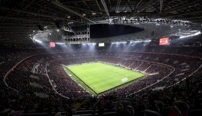 Uruguayi győzelem a Puskás Aréna avatóján