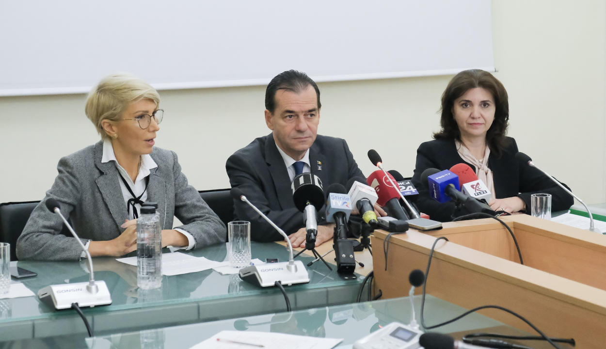 Turcan: az oktatás a kormány első számú prioritása