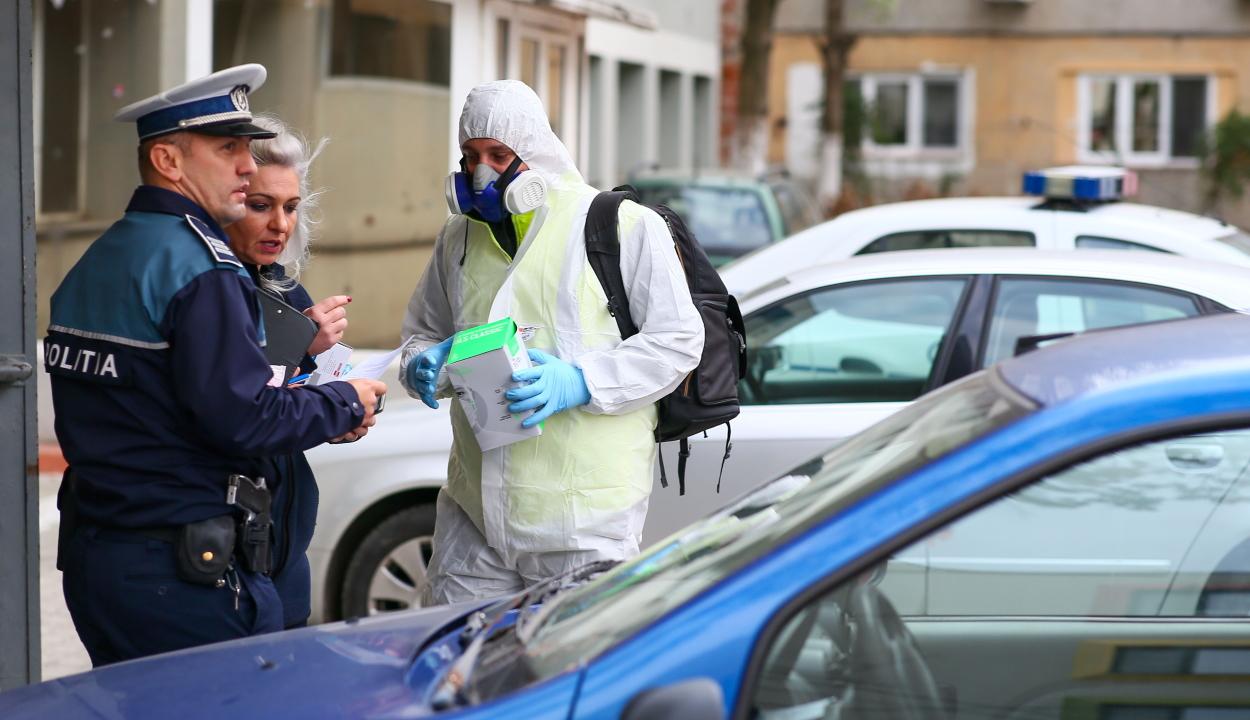 Temesvári ügy: a védelmi minisztérium mobil egysége is segíti a nyomozást