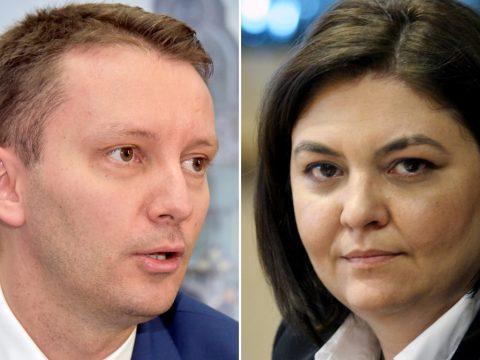 Siegfried Mureşant és Adina Văleant javasolja a kormány az uniós biztosi tisztségbe