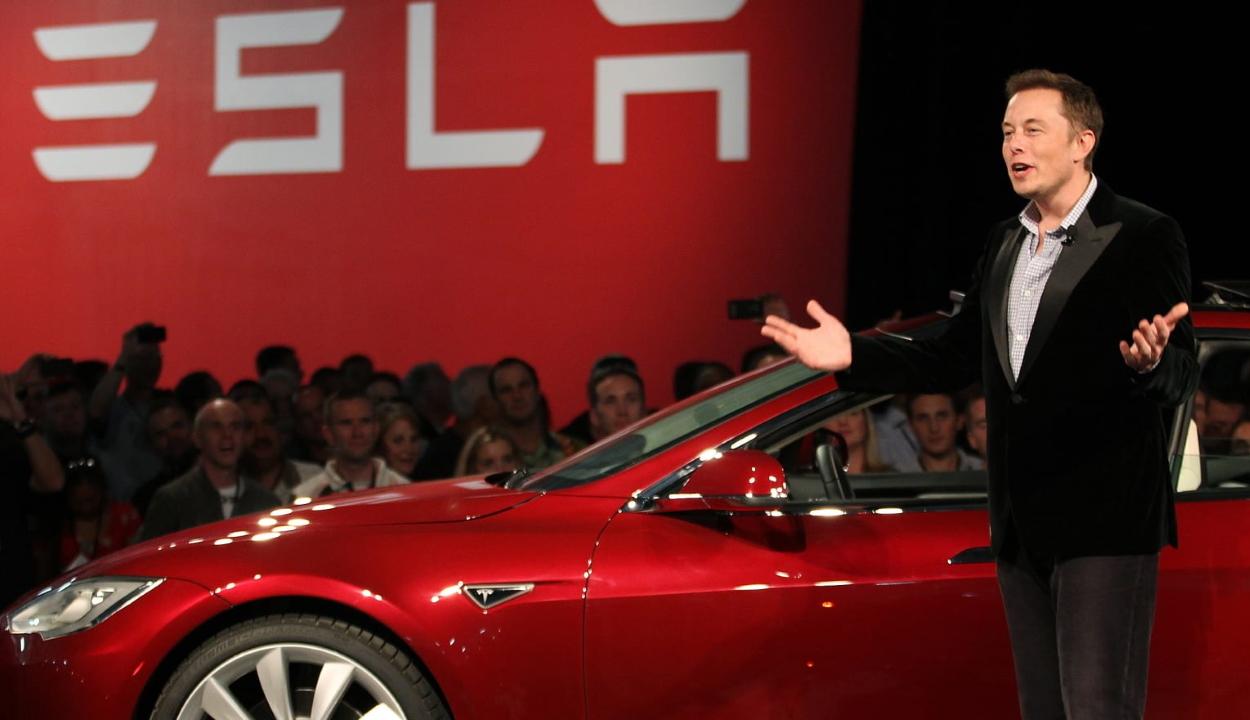 Berlinben építi meg első európai gyárát a Tesla