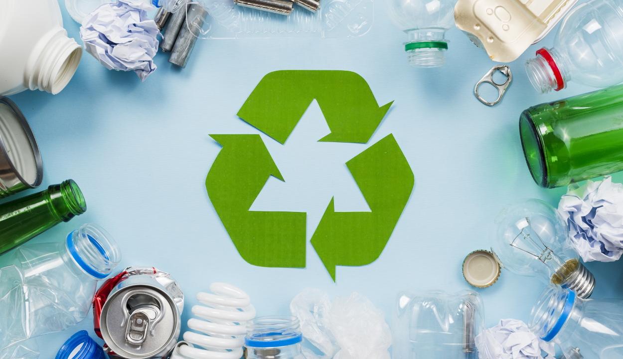 Románia az utolsó előtti helyen áll az EU-ban hulladék-újrahasznosítás terén