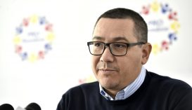 Ponta: a koronavírus-veszély miatt Raed Arafatot kellene megbízni egy szakértői kormány alakításával