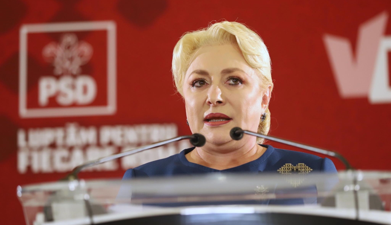 Dăncilă: a PSD visszaszerezte az EP-választásokon elveszített szavazatait