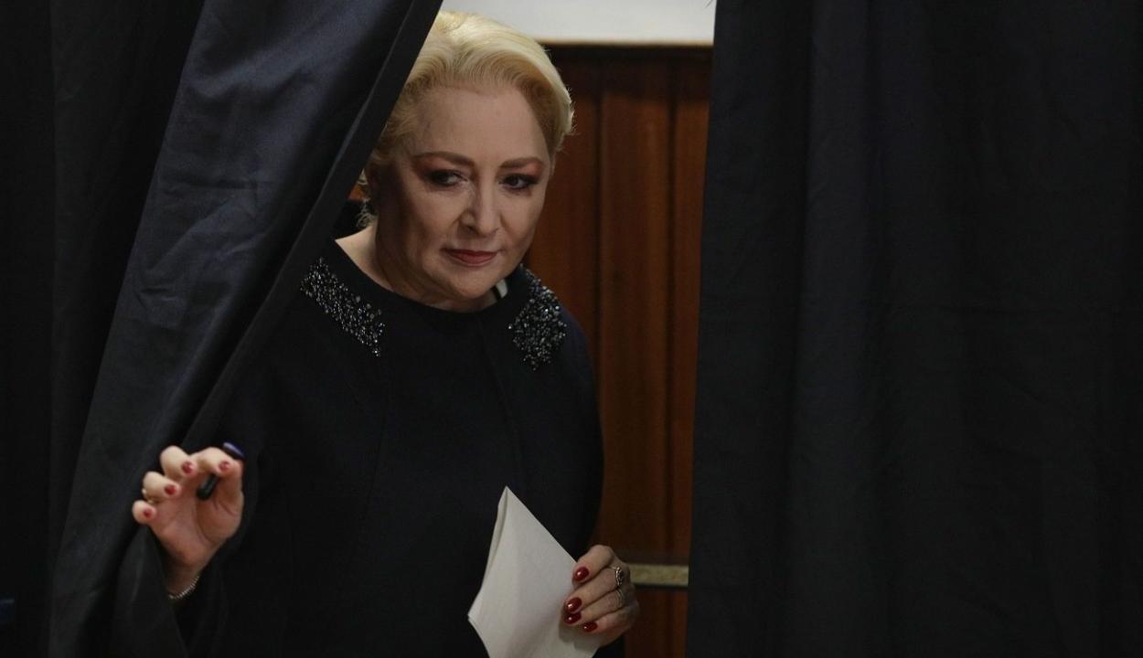 Dăncilă: olyan Romániára szavaztam, amelyik előre tart, nem hátrafelé
