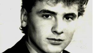 Müller László ballagási fényképe