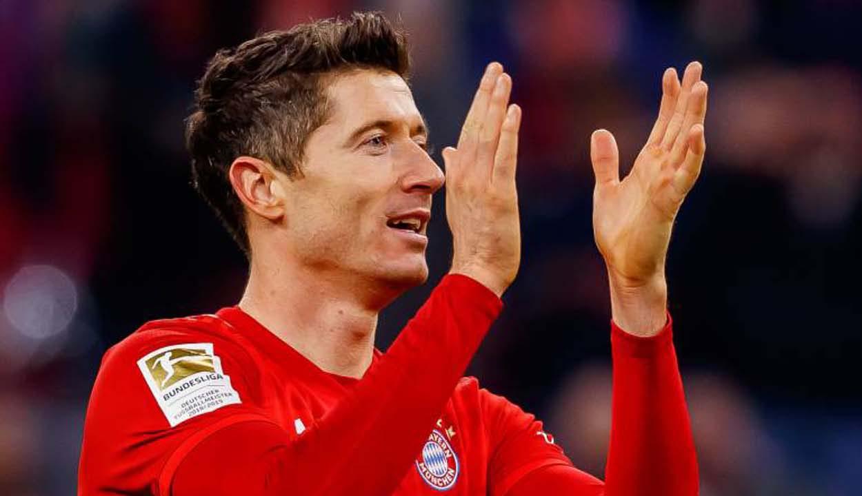A Bayern szerezte a legtöbb találatot