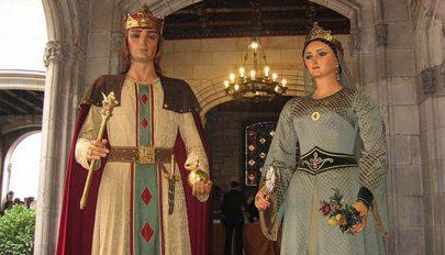 A Spanyol Királyság nagyasszonya