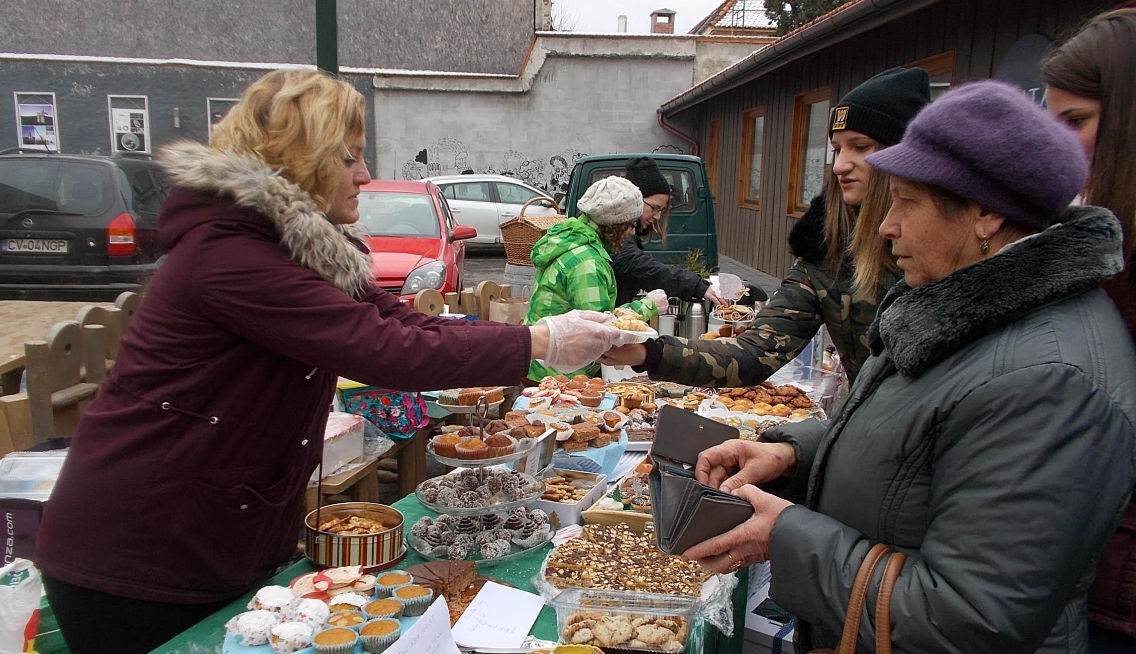 Adventi vásár a Borudvarban