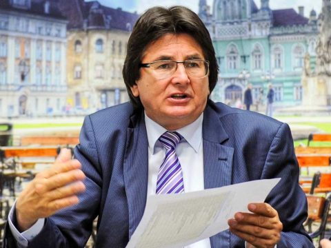 Vádat emelt a DNA Nicolae Robu temesvári polgármester ellen