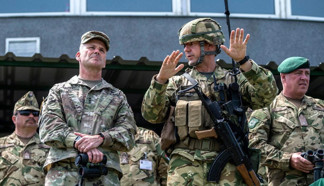 Az Egyesült Államok az elmúlt 25 év legnagyobb hadgyakorlatára készül Európában