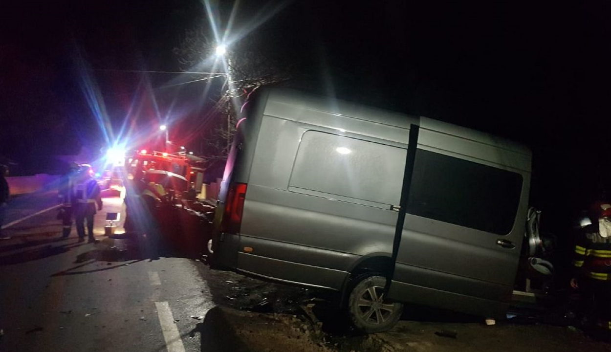Két személy vesztette életét egy Maksánál történt balesetben