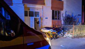Lezuhant a lépcsőházban egy férfi és 3 éves unokája Besztercén, mindketten meghaltak
