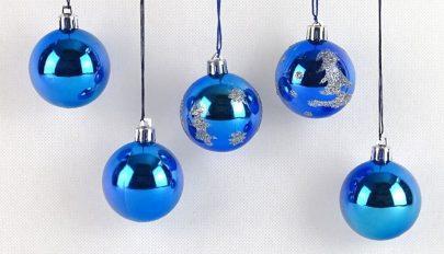 A 2019-es karácsony színe a kék
