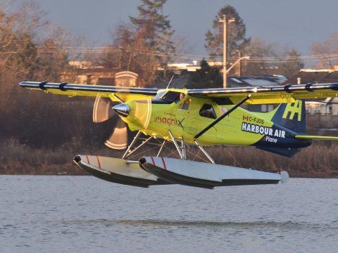 Sikeresen tesztelték a világ első elektromos utasszállító repülőjét