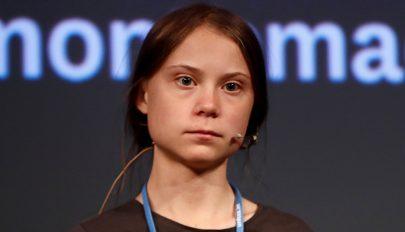 Greta Thunberg lett az év embere a Time magazinnál