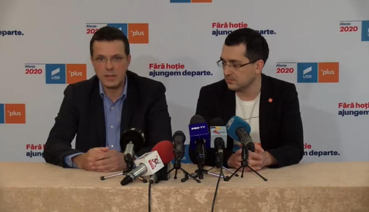 Közös jelölteket állít a helyhatósági választásokon az USR és a PLUS