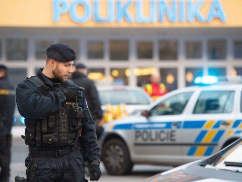 Lövöldözés történt egy csehországi kórházban, többen meghaltak