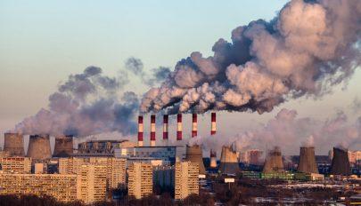 Hárommillió éve volt ilyen magas a szén-dioxid szintje a Földön