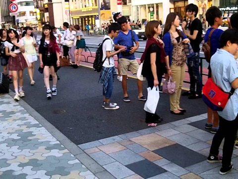Japánban idén félmillióval lettek kevesebben