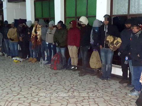 Menedékkérők próbáltak Romániából átszökni a magyar határon