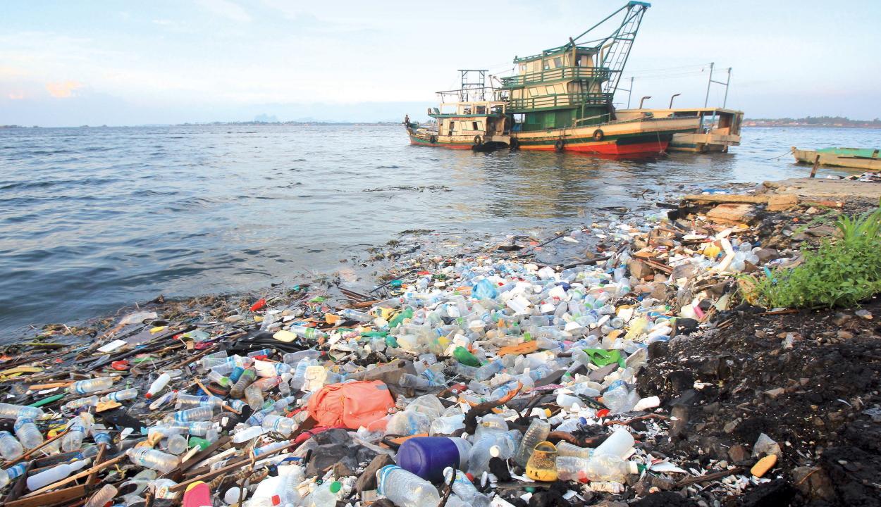 Sosem volt még ekkora a műanyag mikroszemcsék koncentrációja a tengerfenéken