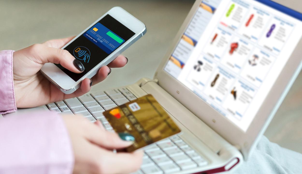 Egyre többen vásárolnak a neten az EU-ban