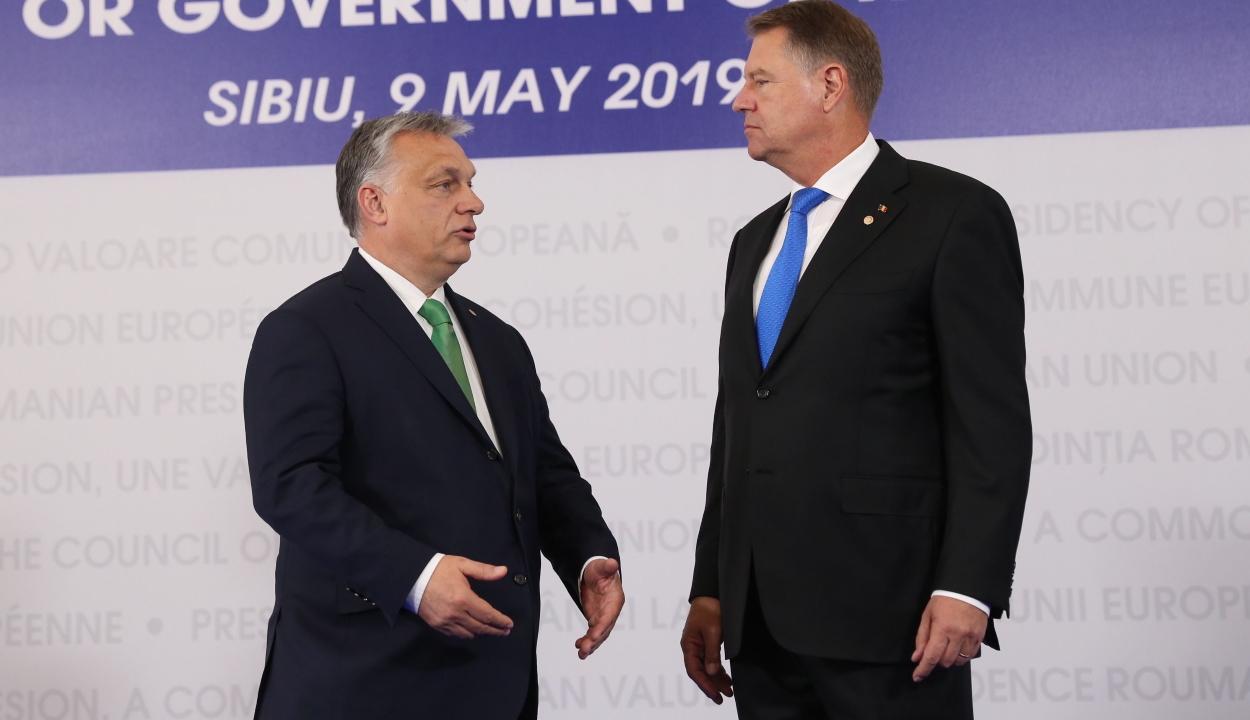 Johannis nem támogatja az Orbán Viktor által vizionált új Közép-Európát