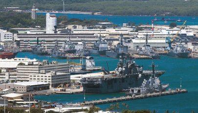 Két embert megölt, majd magával is végzett egy tengerész a Pearl Harbor-i támaszponton