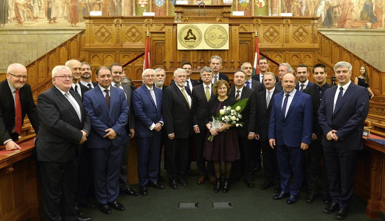 Gábor Dénes-díjat kapott a Székely Mikó Kollégium tanára