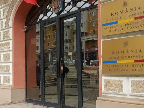 Jövő héten iktatják be hivatalába Kovászna megye új prefektusát