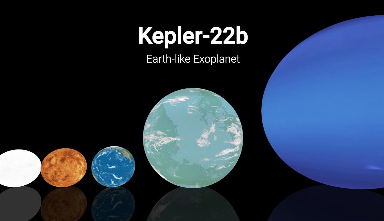 Látványos vizualizáció mutatja be, hogy mennyire kicsik vagyunk a világűrben