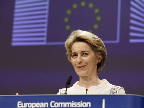 Von der Leyen: az EU sürgősségi munkacsoportot hoz létre