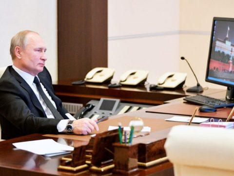 Putyinék leválasztották egész Oroszországot a globális internetről