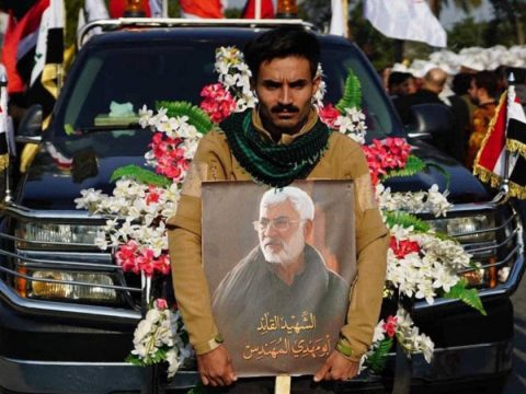 Több ezren búcsúztatták Szulejmánit