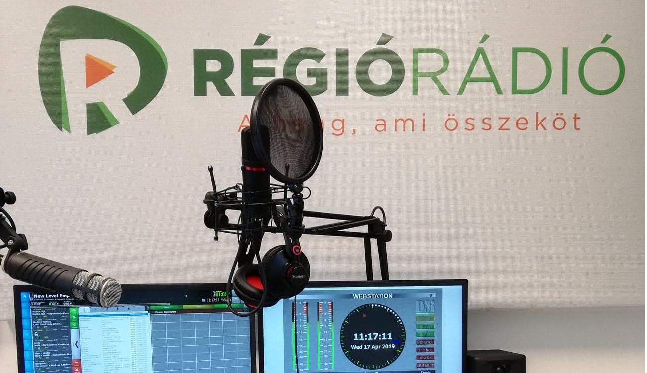 Új műsorokkal jelentkezik a Régió Rádió