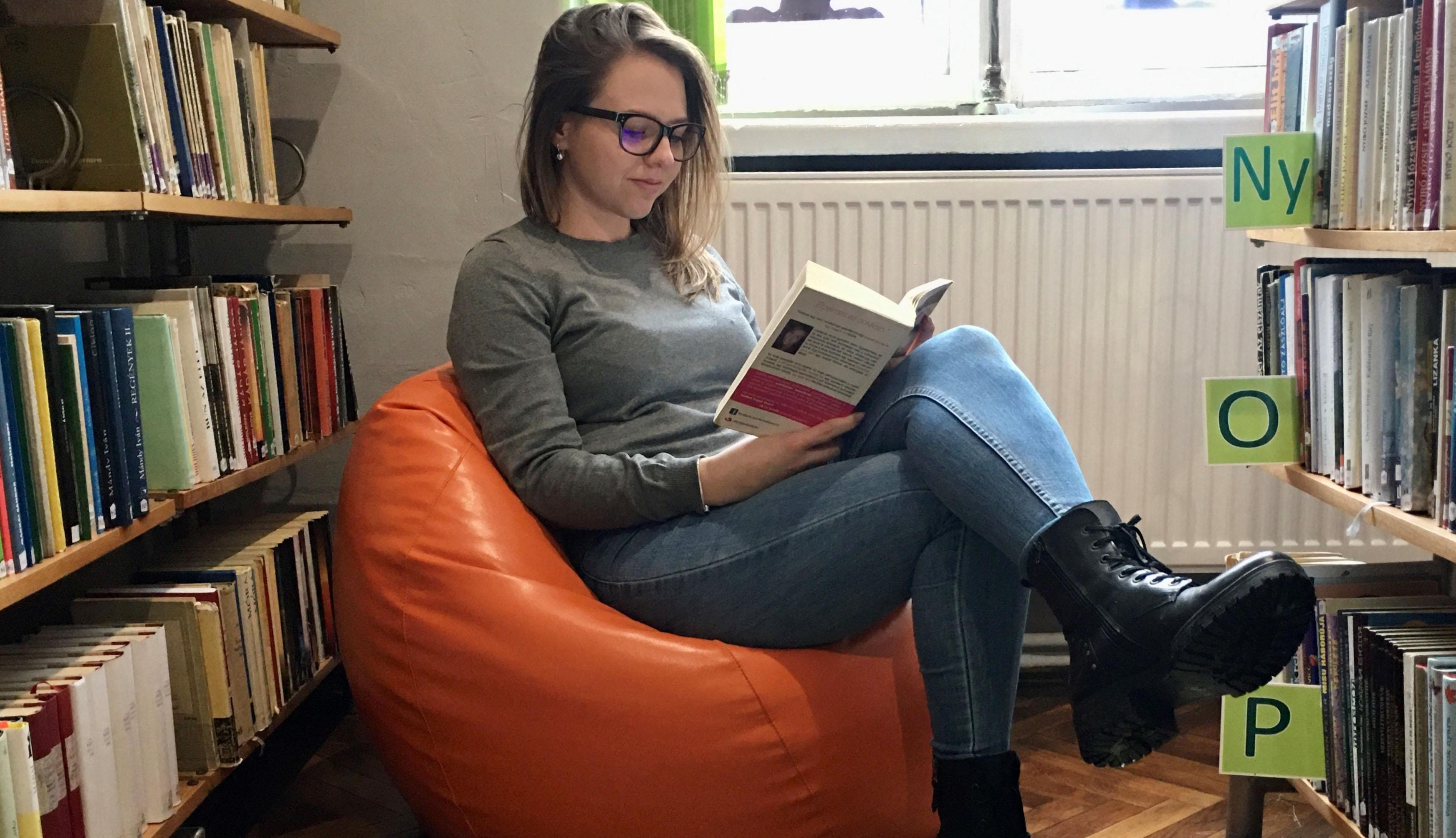Az olvasás mély beszélgetés