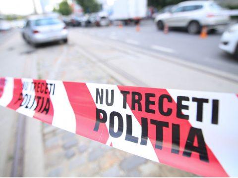 FRISSÍTVE: Halálos baleset történt Sepsiszentgyörgy Csíkszereda felőli kijáratánál