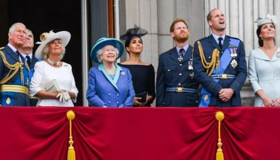 Válságtanácskozás a királyi családban