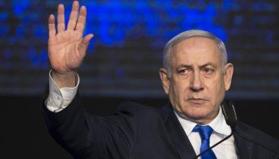 Él mentelmi jogával az izraeli kormányfő