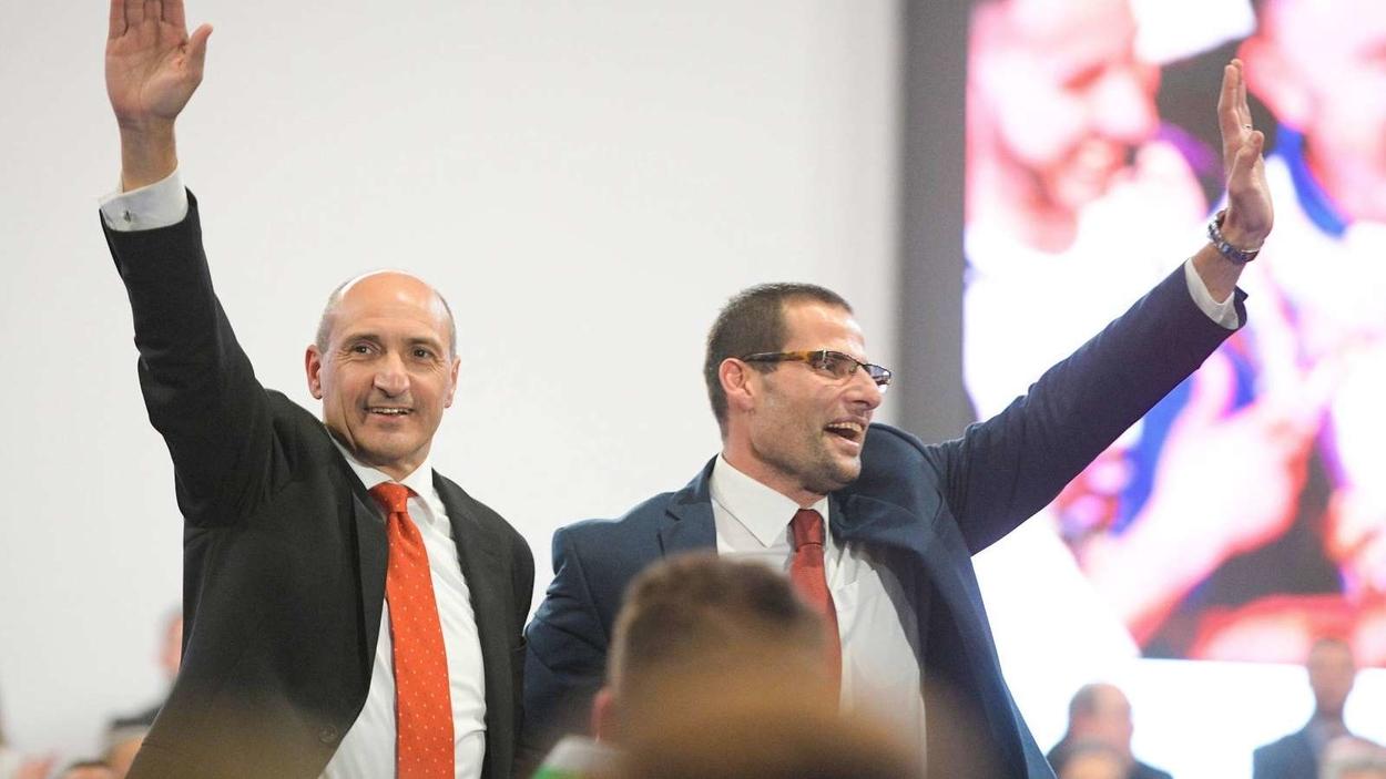 Beiktatták az új máltai miniszterelnököt