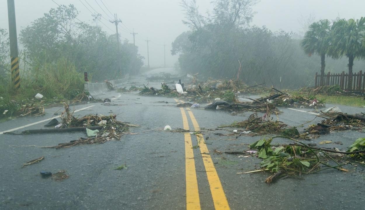 Óriási károkat okoztak a tavalyi időjárási katasztrófák az Egyesült Államokban