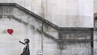 Budapesten a Banksy-kiállítás