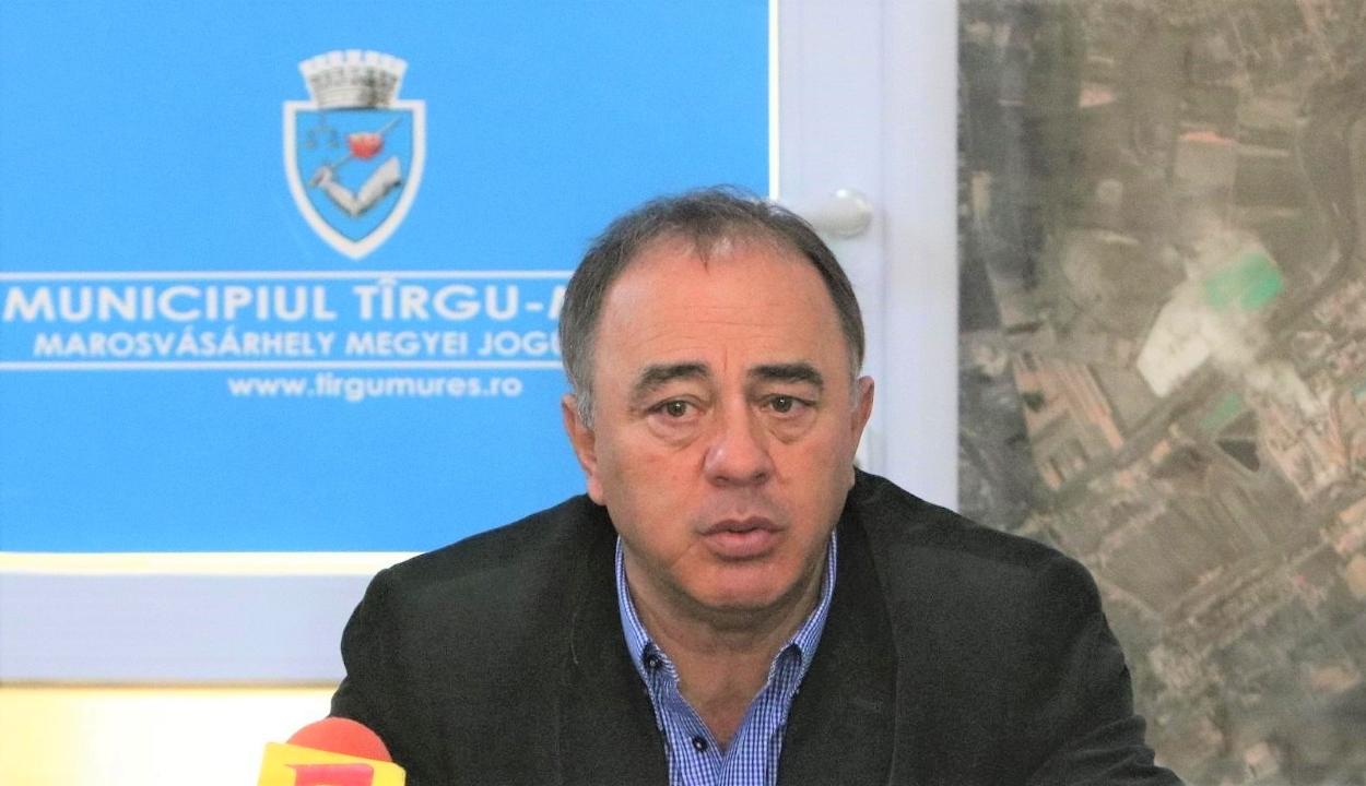 A roma kisebbség elleni gyűlöletszításért indult vizsgálat a marosvásárhelyi polgármester ellen